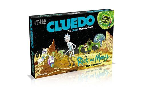 Escape Box Rick /& Morty Jeux de société