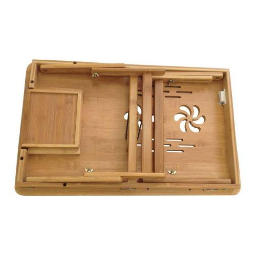 1 12 Sur Plateau De Lit Pliable Table Portable Pour Ordinateur