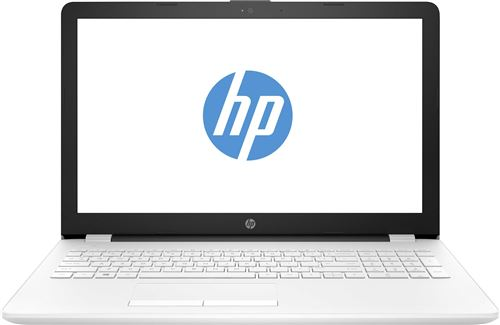 PC portable HP hp15bs084nf - 15.6 - 8go de ram - windows 10 - intel core i3-6006u - carte amd radeon