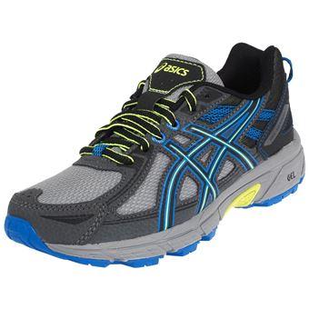 newest 458e9 dee19 -13€ sur Chaussures running trail Asics Venture 6 gel grs trail Gris taille    40 réf   55492 - Chaussures et chaussons de sport - Achat   prix   fnac