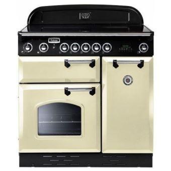 détaillant en ligne 9ad0e cef1a Piano de cuisson induction falcon classic 90 cla90eicr/c-eu crème