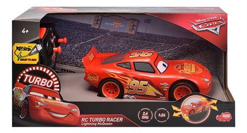 Dickie Toys auto radiocommandée Disney Cars Flash McQueen