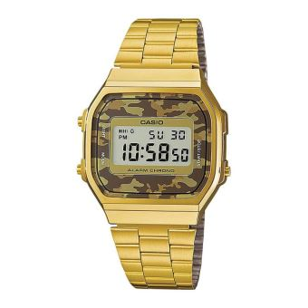 11€22 sur Montre Mixte Casio A168WEGC 5 Montre à quartz  1xfc0