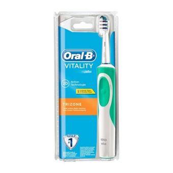 brosse dents lectrique vitality trizone oral b achat. Black Bedroom Furniture Sets. Home Design Ideas