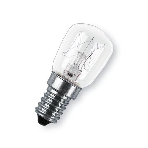 Xavax Lampe Réfrigérateur 25W E14 Transparent