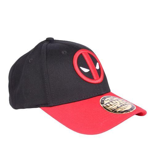 Casquette Deadpool Marvel - Baseball Logo