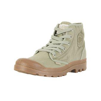 hautes Palladium PampaVert Homme Chaussures US et Bottes rodCBex