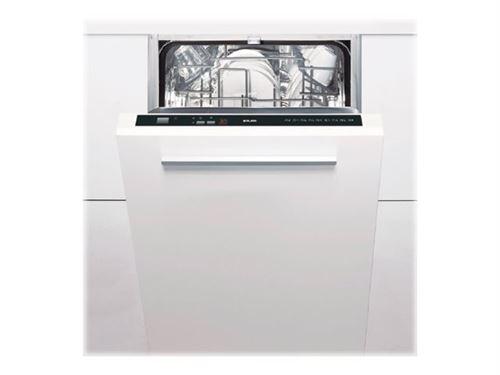 Glem GDI405 - Lave-vaisselle - intégrable - Niche - largeur : 45 cm - profondeur : 58 cm - hauteur : 82 cm