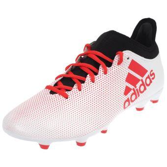 Chaussures football lamelles adidas x 17.3 fg ftwwhtr 76470