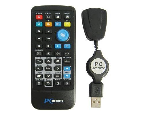 (#103) PC Remote Controller(Black)