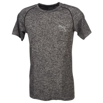 Black Tee Shirt Noir Best Mc Courtes TailleL Puma Réf 44476 Evoknit Manches Pw8OkXN0n