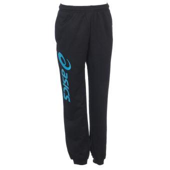 Couleurs variées 6a320 d8294 Pantalon de survêtement Asics Sigma noir/trq pant jr Noir taille : 152 réf  : 72509