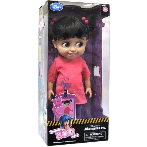 Disney Monsters Inc. Exclusive 16 Inch Deluxe Talking Boo Doll