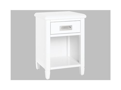 Table de chevet GUERANDE - Pin blanc