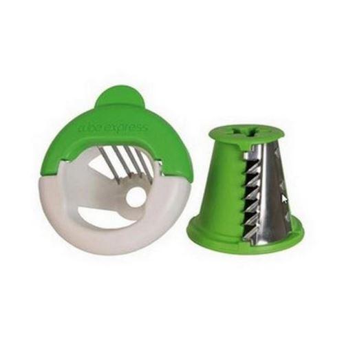 Cone accessoire macedoine (200594-31542) Robot ménager XF921401 MOULINEX, TEFAL - 200594_3662894163406
