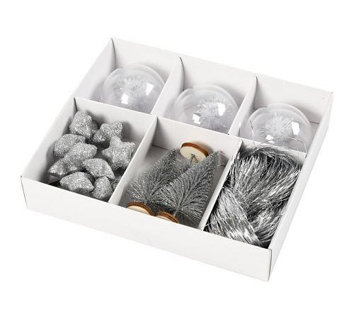 Mini kit créatif - Déco de cadeaux - 22 pcs
