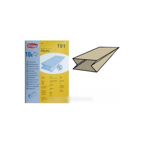 Sacs en papier pour aspirateur aquavac - 5392469
