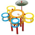 83043 Instruments musicaux Multicouleur Trudi