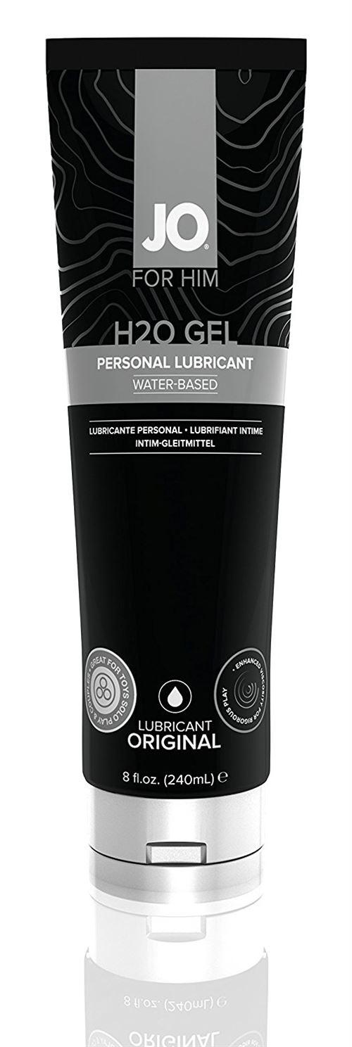 System Jo H2O Gel Original Lubrifiant 240 ml