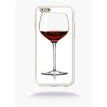 coque iphone 6s verre de vin