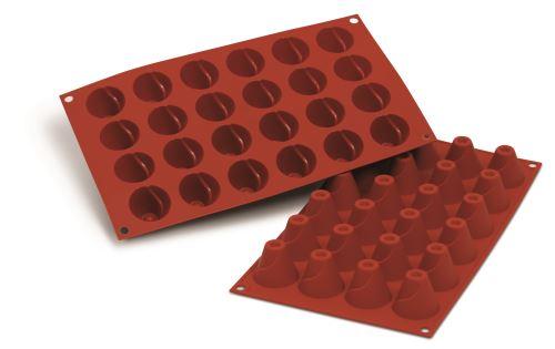 Moule flexible *silicon flex* 24 volcans