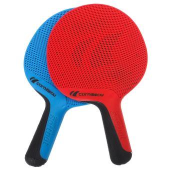Raquette tennis de table cornilleau softbat ultradurable duo 83544 raquettes achat prix fnac - Raquette de tennis de table cornilleau ...