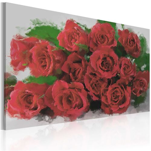 Tableau | Red red roses | 90x60 | |