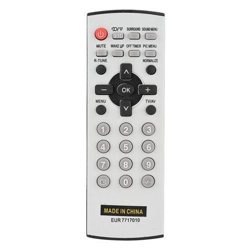 Télécommande de Remplacement pour téléviseur Panasonic
