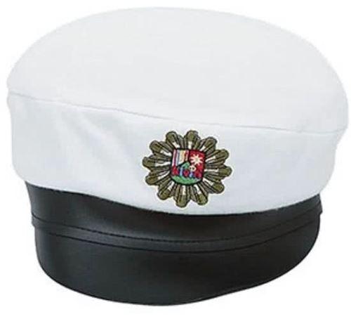 Klein casquette de police allemande