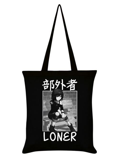 Tokyo Spirit Fourre-tout Loner 38 x 42 cm noir