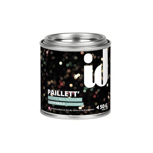 Paillett Additif Multicolor 50gr - Id Paris