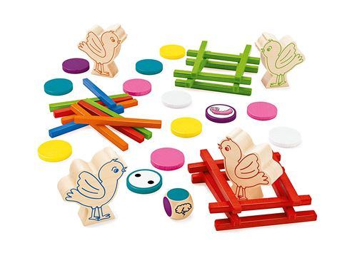 Selecta Spielzeug AG - 3036 - Stapelnest