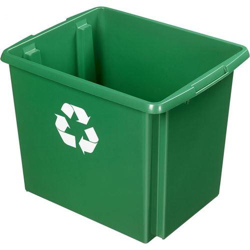 Sunware - Boite de recyclage Nesta Box Vert