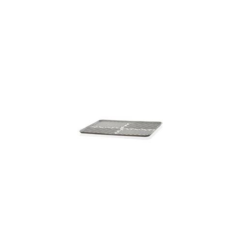 Tapis vaisselle - L 40 x l 30 cm - Modèle aléatoire