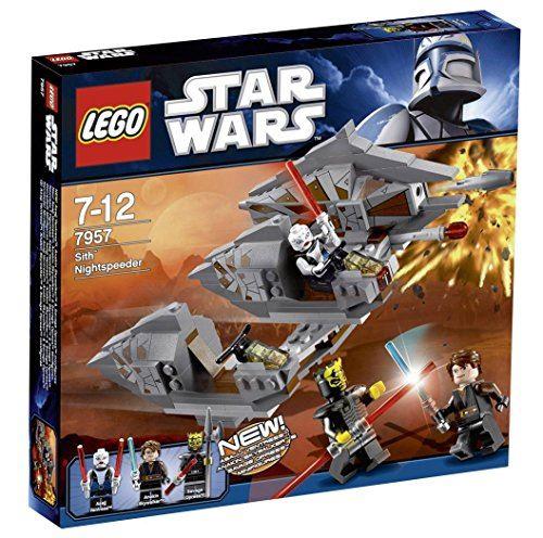 LEGO Star Wars Sith Nightspeeder 7957 - Sortie 2011