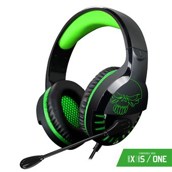 10€ sur Casque audio PRO XH5 pour XBOX ONE Spirit of Gamer