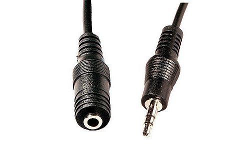 Adaptateur Vshop 3.5 mm Stéréo Jack Vers Femelle Casque d'extension Rallonge câble 2.5 m