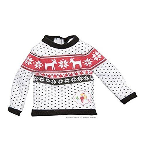 1 X Elf Claus Couture Christmas Sweater