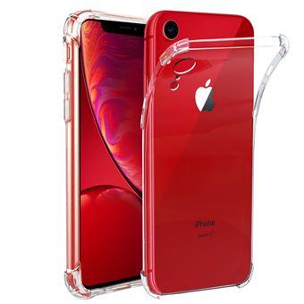 ebestStar Coque iPhone XR Etui Houe Silicone SLIM Coins rebords renforces INVISIBLE antichoc Transparent Dimensions PRECISES Smartphone 150 9 x 75 7 x 8 3mm ecran 6 1