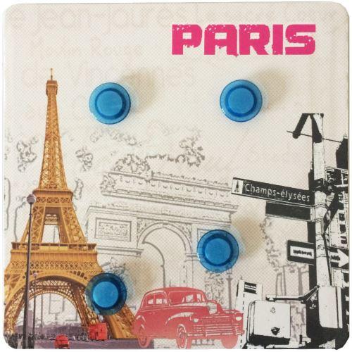 Cadre mémo magnétique Paris
