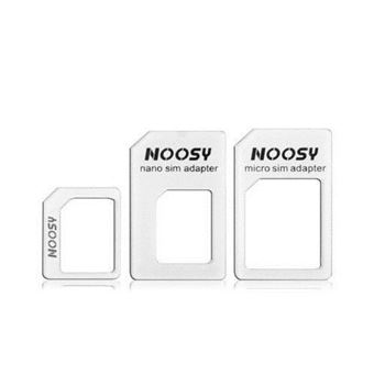 adaptateur carte sim fnac 3€10 sur Lot Adaptateurs Carte Sim Change Nano Sim Ou Micro Sim En