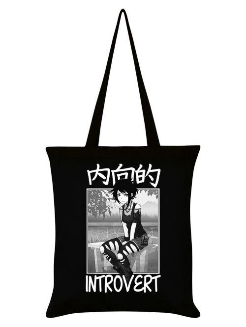 Tokyo Spirit Fourre-tout Introvert 38 x 44 cm noir
