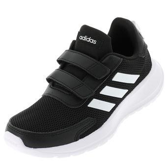 Chaussures scratch Adidas Tensaur noir scrash j Noir taille : 35 ...
