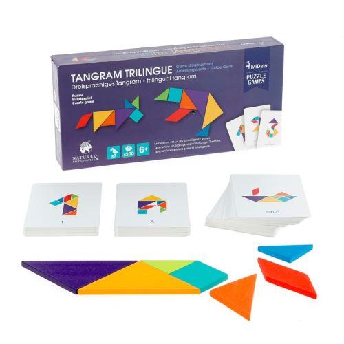 Tangram trilingue