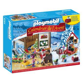 """Playmobil Calendario de Adviento """"Taller de Navidad"""""""