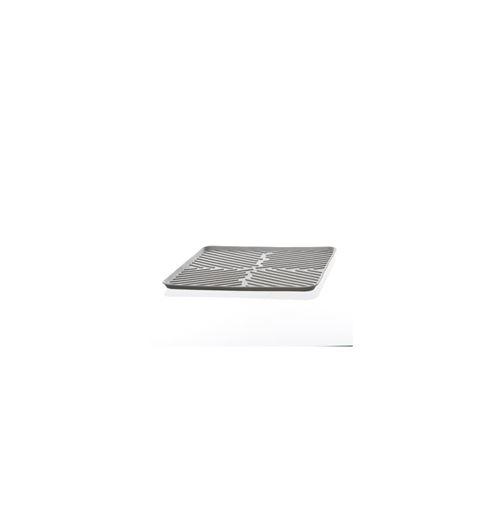 Tapis vaisselle - L 30 x l 30 cm - Modèle aléatoire