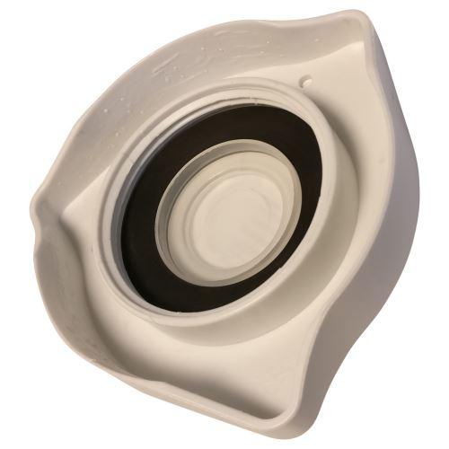 Bouchon bac sel Lave-vaisselle C00041088 ARISTON HOTPOINT, INDESIT, SCHOLTES, CURTISS, PROLINE, TECNOLEC, CONTINENTAL EDISON, ELECTROLUX, FAR, URANIA - 98665