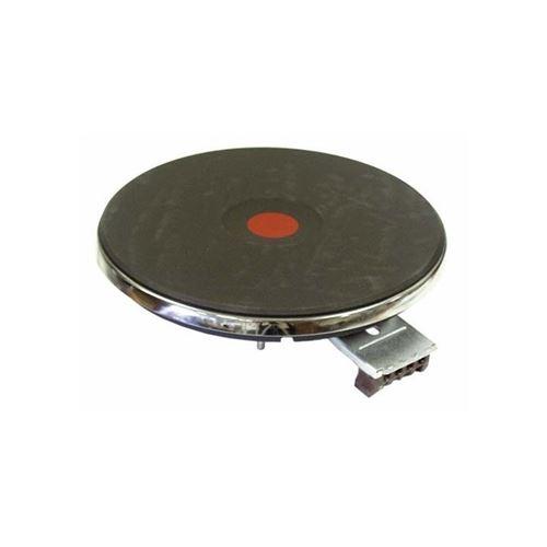 Plaque ego rapide o145 1500w 8mm pour table de cuisson indesit - vd767361