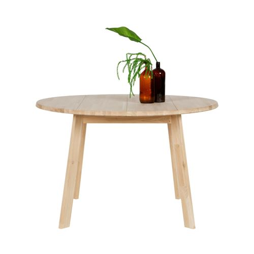 Table ronde à massif manger chêne Couleur ø120cm Disc Xn0wOP8Nk