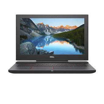 "Dell G5 15 5587 - Core i7 8750H / 2.2 GHz - Win 10 Home 64 bits - 16 GB RAM - 128 GB SSD NVMe + 1 TB HDD - 15.6"" IPS 1920 x 1080 (Full HD) - GF GTX 1050 Ti - Wi-Fi, Bluetooth - zwart - met 15 maanden Dell ophaal- en retourservice"